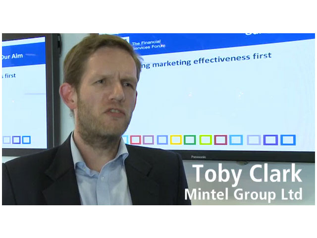 Toby Clark, Mintel Group Ltd