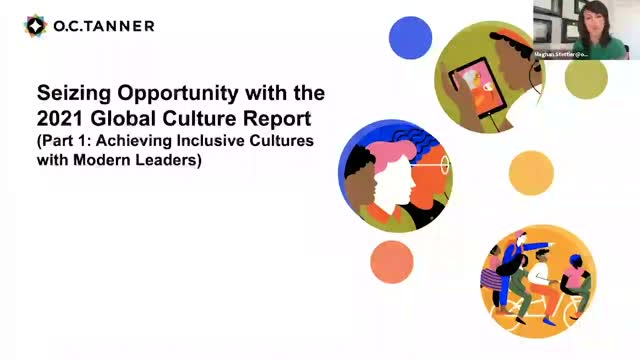 Achieving Inclusive Cultures with Modern Leaders (Part 1 of 2)