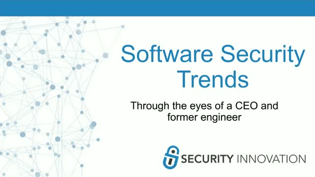 Software Security Trends 2021: What to start doing, keep doing & stop doing