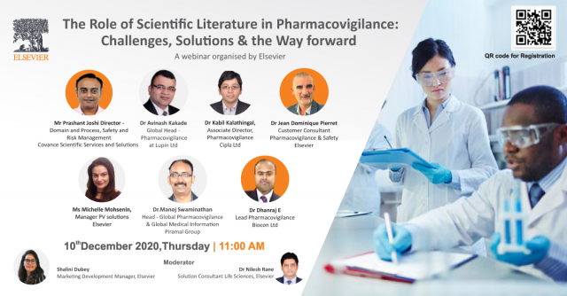 The Role of Scientific Literature in Pharmacovigilance: Challenges, Solutions &