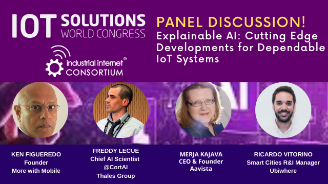 Explainable AI: Cutting Edge Developments for Dependable IoT Systems