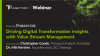 Driving Digital Transformation Insights with Value Stream Management