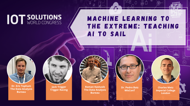 Machine Learning to the Extreme: Teaching AI to Sail