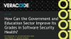 How Can the Gov. & Education Sector Improve Its Grades in Software Sec. Health?