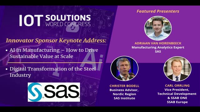Part 1: AI in Manufacturing | Part 2: Digital Transformation of Steel Industry