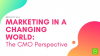 Marketing in a Changing World: The CMO Perspective