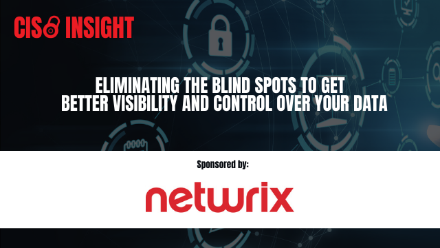 Eliminating the Blind Spots to get Better Visibility and Control Over your Data