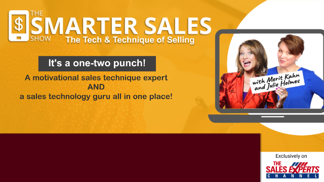 The Smarter Sales Show - Episode 6: Tech Tools to Differentiate How You Connect