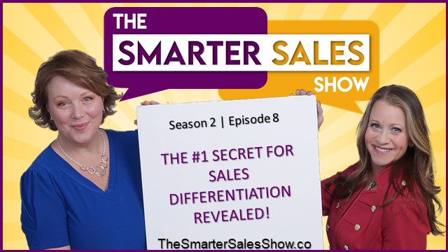 The Smarter Sales Show - Episode 8: Mix Up Your Sales Messaging to Differentiate