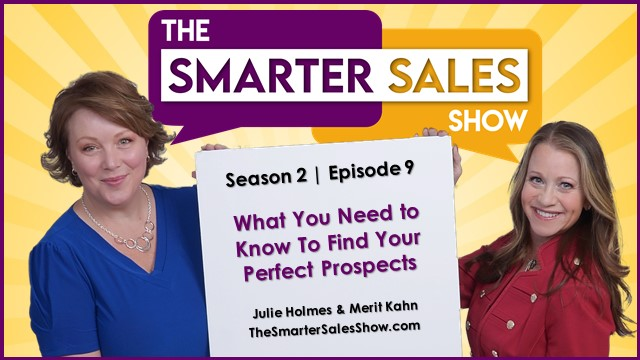 The Smarter Sales Show - Episode 9: Finding Perfect Prospects