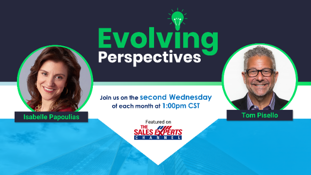 Evolving Perspectives - Episode 10 - Content Engagement: The Future of Selling