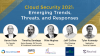 Cloud Security 2021: Emerging Trends, Threats, and Responses