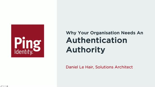 Why Your Organization Needs An Authentication Authority