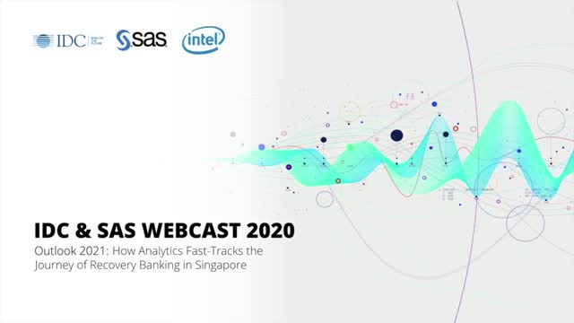 SG Outlook 2021: How Analytics Fast-Tracks the Journey to Recovery in Banks Ep 1
