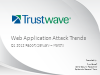 Web Application Attack Trends