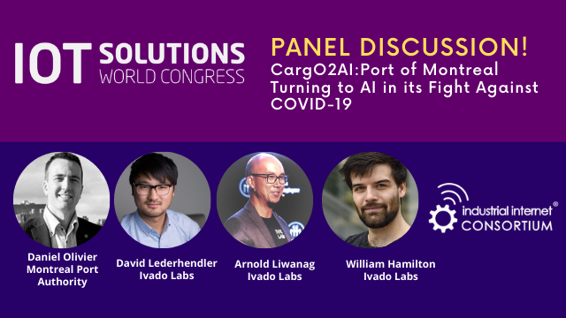 CargO2AI: Port of Montreal Turning to AI in its Fight Against COVID-19