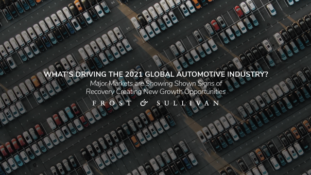 What's Driving the 2021 Global Automotive Industry?