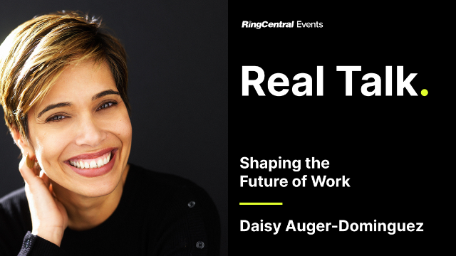 Real Talk: Shaping the Future of Work