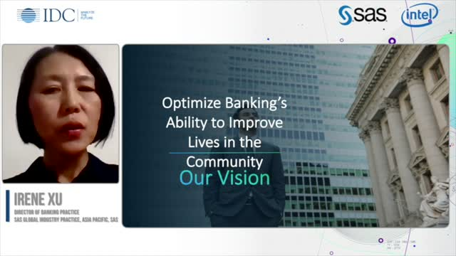 SG Outlook 2021: How Analytics Fast-Tracks the Journey to Recovery in Banks Ep 2