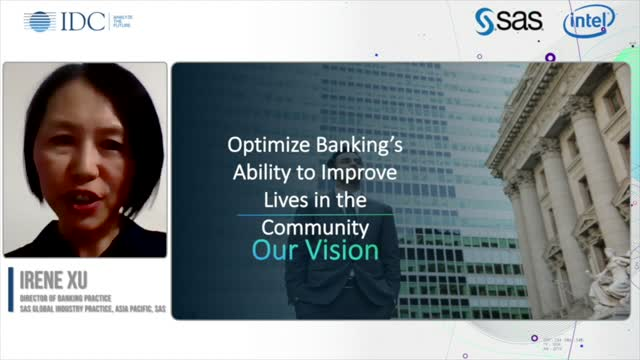 MY Outlook 2021: How Analytics Fast-Tracks the Journey to Recovery in Banks Ep 2