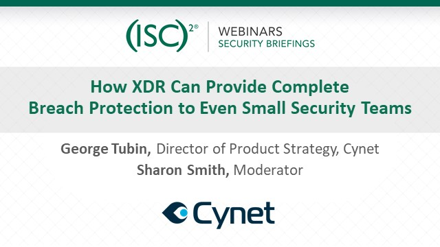How XDR Can Provide Complete Breach Protection to Even Small Security Teams
