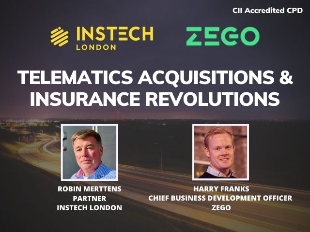 Zego - Telematics Acquisitions and Insurance Revolutions
