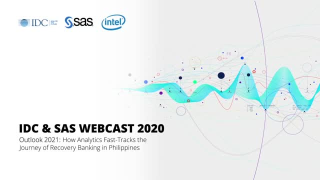 PH Outlook 2021: How Analytics Fast-Tracks the Journey to Recovery in Banks Ep 1