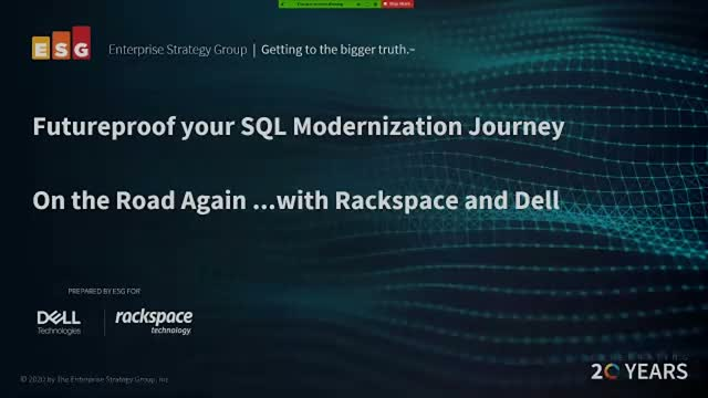 Futureproof your SQL Modernisation Journey