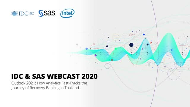 TH Outlook 2021: How Analytics Fast-Tracks the Journey to Recovery in Banks Ep 1