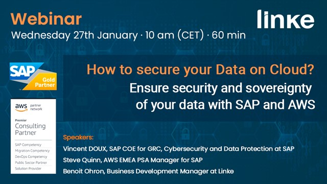 How To Secure Your SAP Data on AWS Cloud