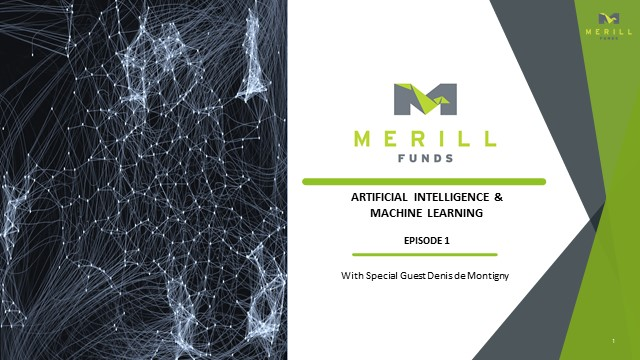 Artificial Intelligence and Machine Learning - Episode 1