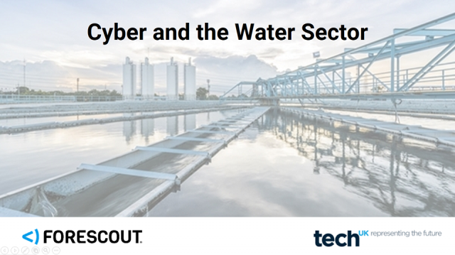 Cyber and the Water Sector: A Journey to Compliance