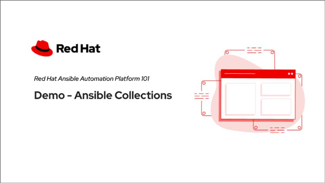 Demo – Ansible Collections