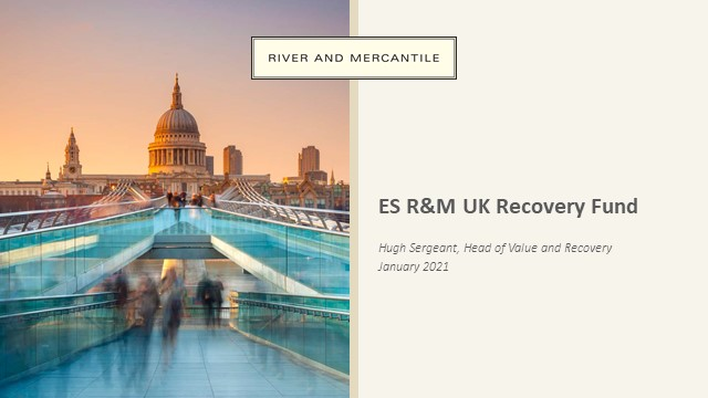 R&M update - UK Recovery