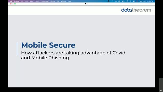 How attackers are taking advantage of Covid and Mobile Phishing