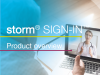 Improve Customer Check-in Processes by using Content Guru's storm® SIGN IN™