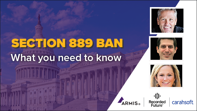 What You Need to Know About the Section 889 Ban