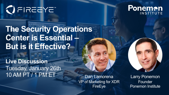 The Security Operations Center is Essential – But Is it Effective?