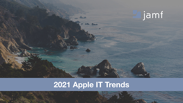 Apple IT Trends for 2021
