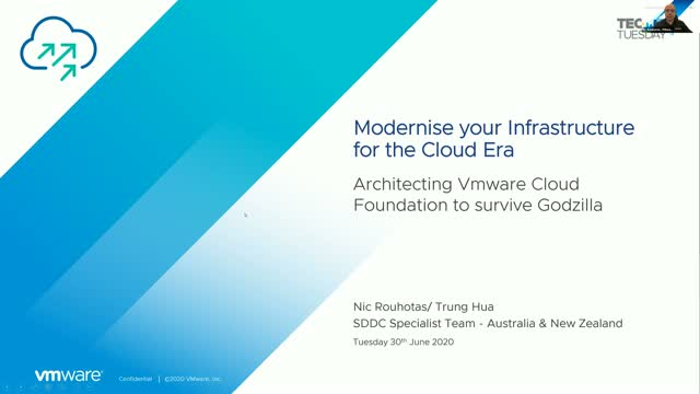 Architecting VMware Foundation to Survive Godzilla - Episode 3 of 5