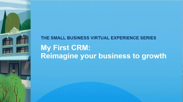 My First CRM: Reimagine Your Small Business Path to Growth
