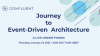 Journey to Event-driven Architecture