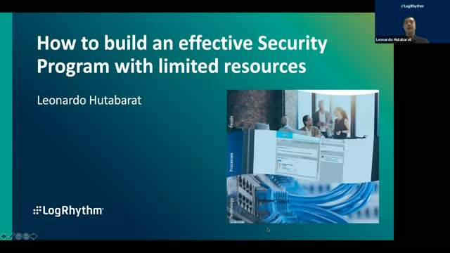 [APAC] How to build an effective security program with limited resources