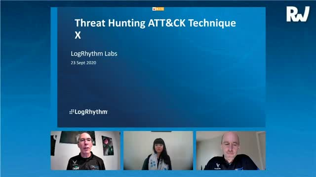 "[APAC] Threat Hunting with ATT&CK Technique ""X"""