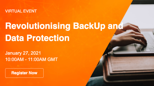 Integrated All-flash Data Protection for Rapid Recovery at Scale.