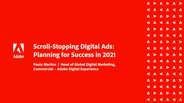 Scroll-Stopping Digital Ads: Planning for Success in 2021