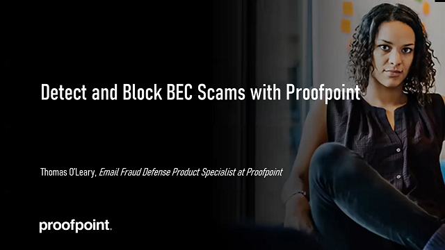 Live Demo: How to Stop Supply Chain Email Fraud