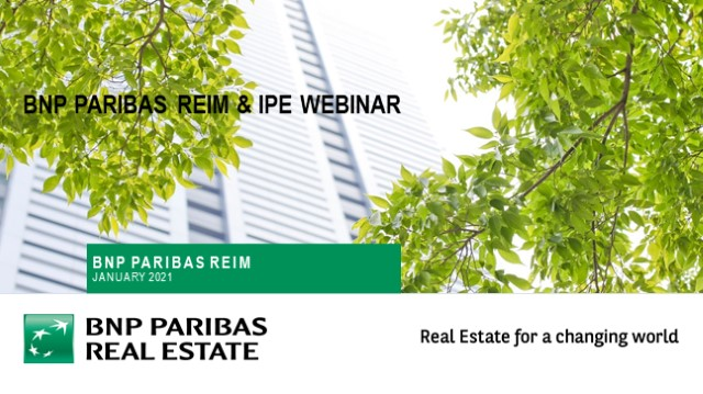 How can Core Real Estate Investors have a positive impact on Climate?