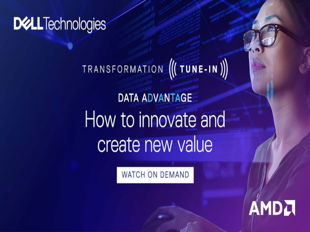 Data Advantage - How to innovate and create new value