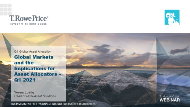 Global Markets and the Implications for Asset Allocators - Q1 2021